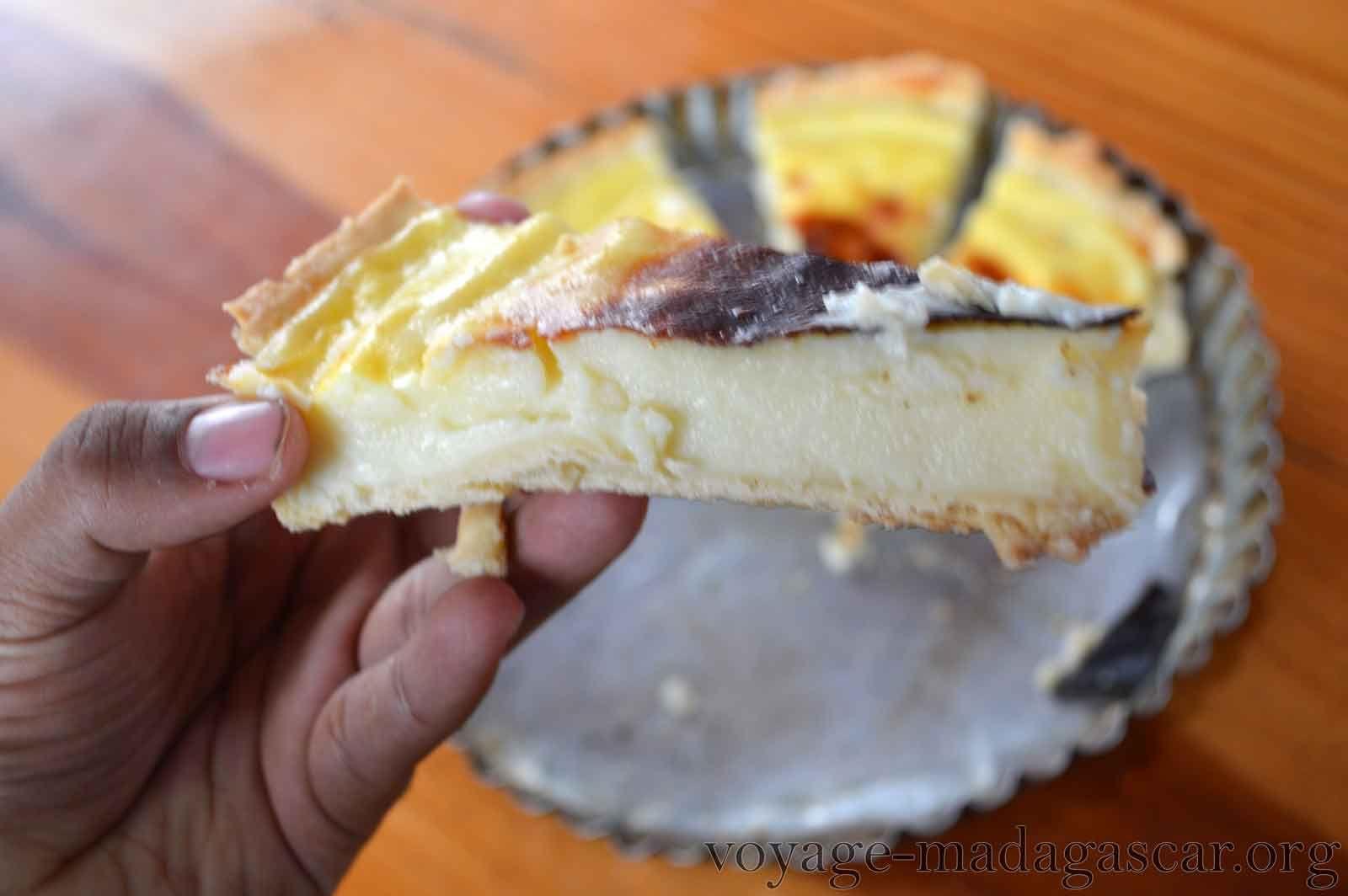 Flan Patissier Fait Maison Recette De Cuisine Malagasy De Madagascar Recettes De Cuisine Patissiere Flan Patissier