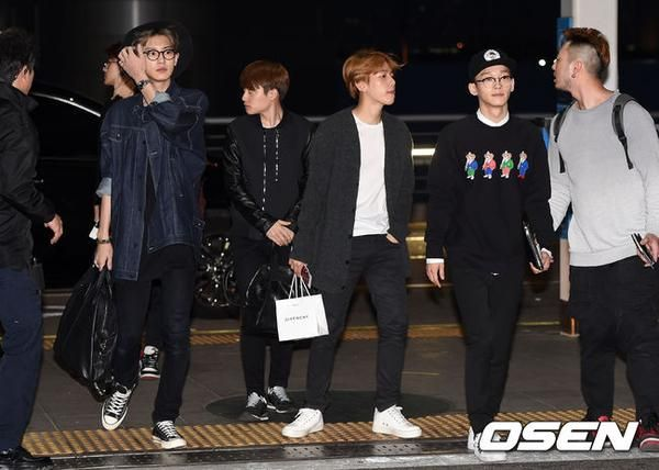 EXO off to SMTOWN in Taiwan