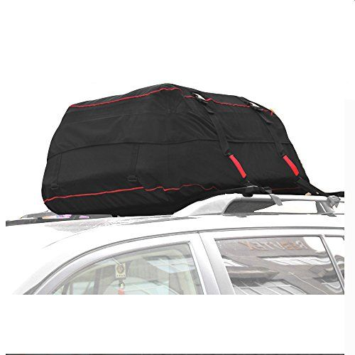 Luggage Rack For Suv Custom Car Top Carriers Cargo Bag Waterproof Roof Bag Oxford Softshell Design Inspiration