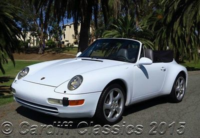 awesome 1997 Porsche 911 2dr Carrera Cabriolet 6-Speed Manual - For Sale View more at http://shipperscentral.com/wp/product/1997-porsche-911-2dr-carrera-cabriolet-6-speed-manual-for-sale/