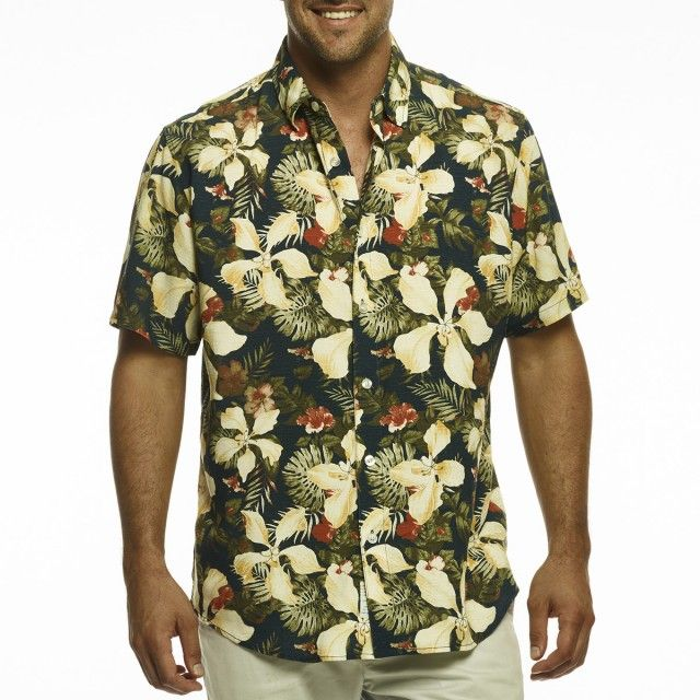 4333a79cfdb Button Front Shirts - Margaritaville Apparel Store