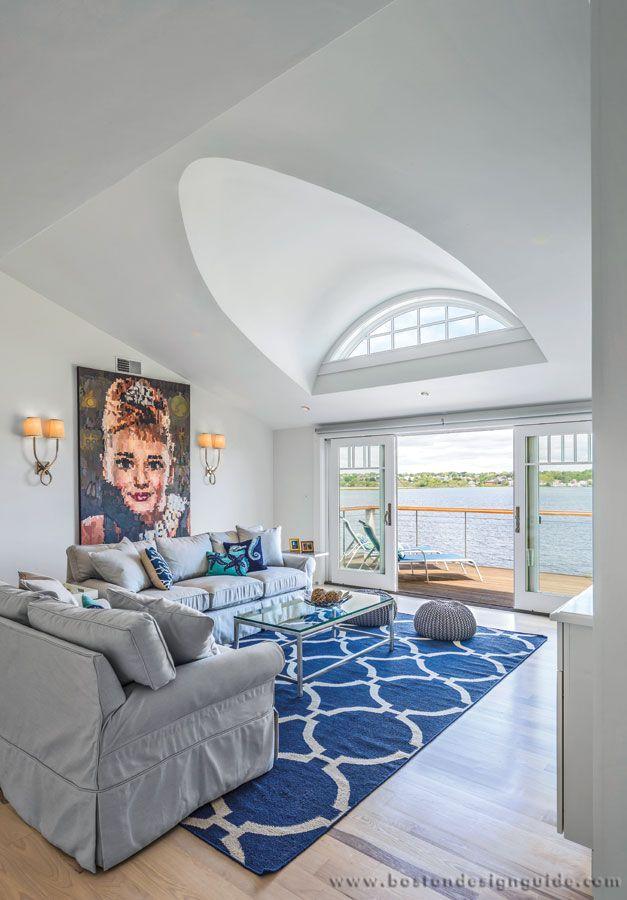Chic Beach House Horan Building Company High End Builder In Newport Ri Boston Design Guide