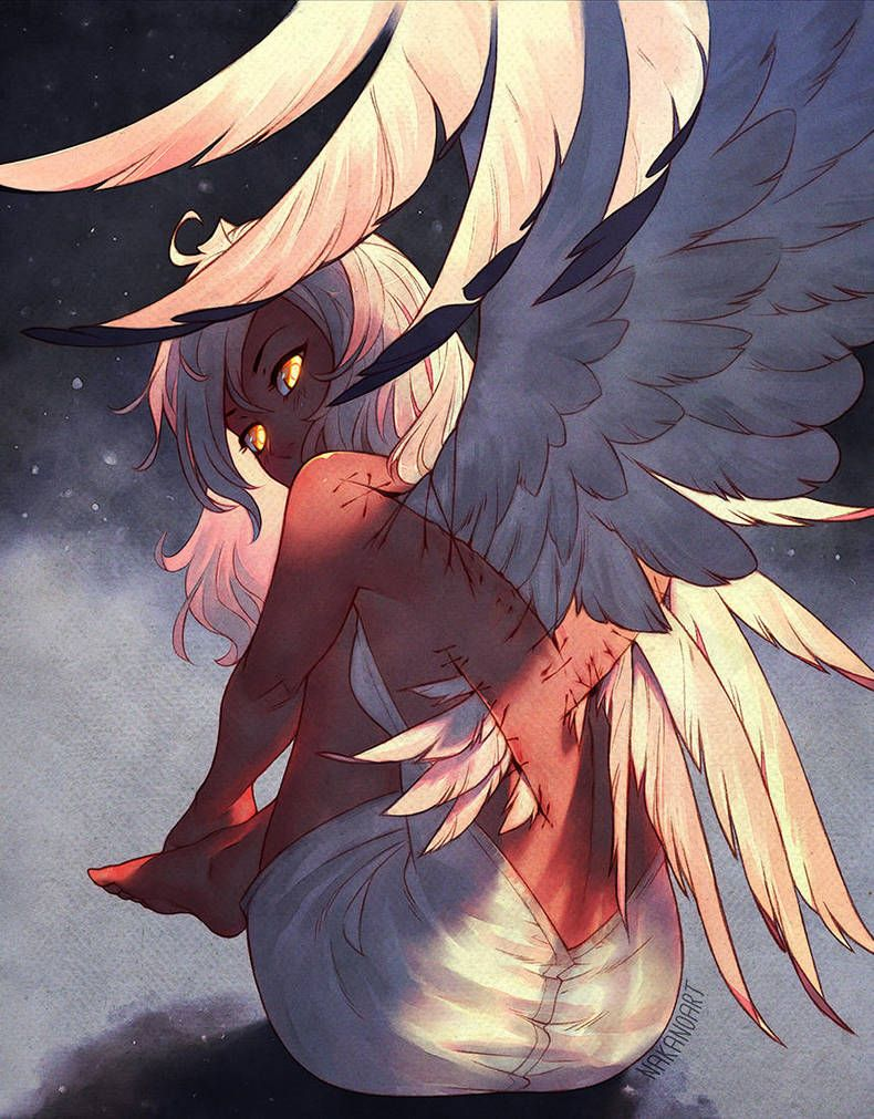Photo of Earn Your Wings by nakanoart on DeviantArt