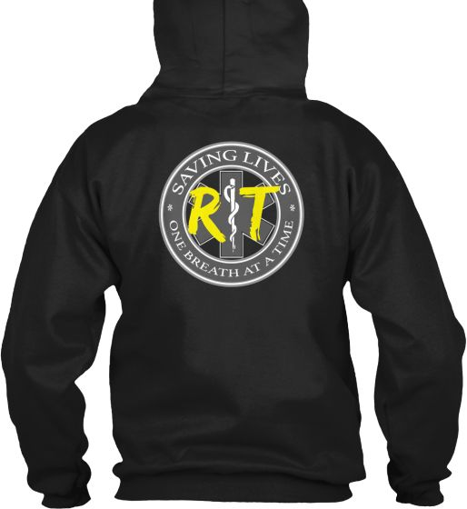 RT Saving Lives Hoodie