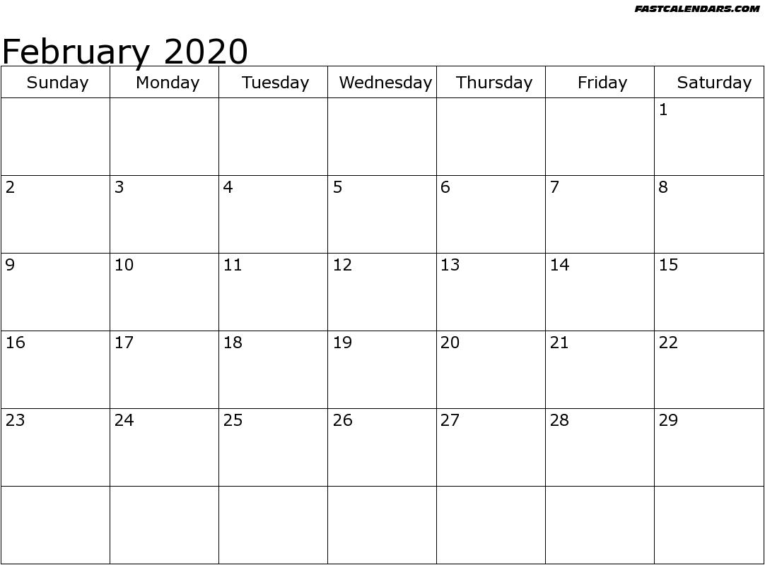 February 2020 Calendar Wallpaper With Images Calendar