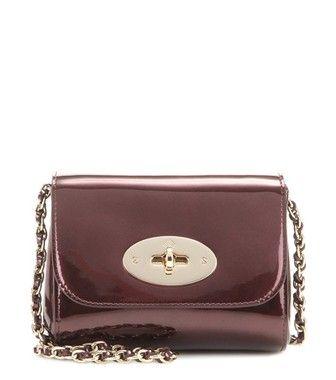 Mulberry - Borsa a tracolla Lily Mini in pelle metallizzata - mytheresa.com
