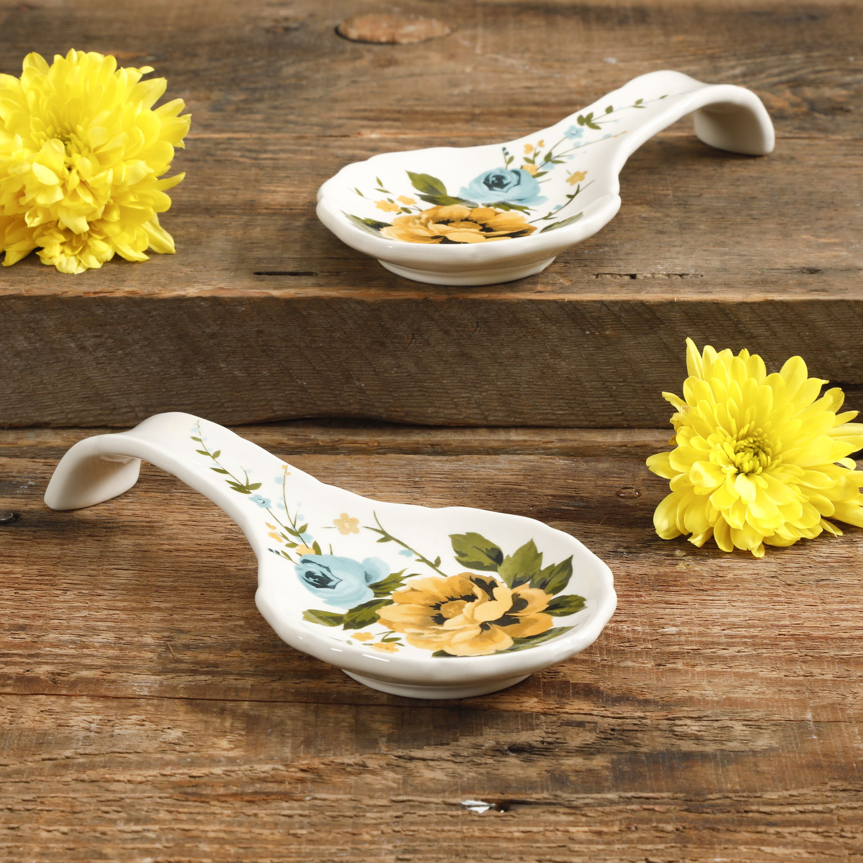 Home pioneer woman spoon rest soy candle making