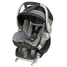 Baby Trend Car Seat The Triangle Handle Is A Gift From God