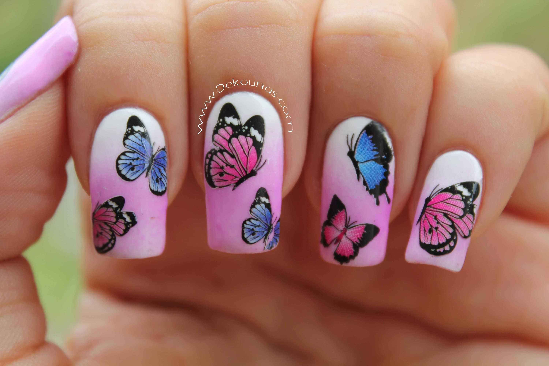 imagenes decoracion de uñas - Buscar con Google | decoracion uñas ...