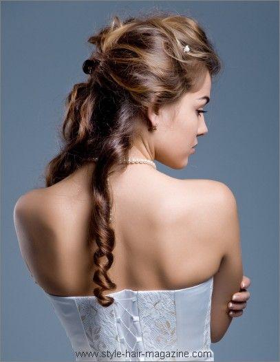 Large Bridal 11 6 Way Back Wedding Hairstyles With Elegance