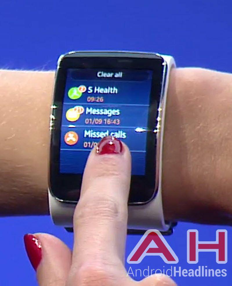 Samsung Gear S Notifications AH. Samsung Gear S Notifications AH Sony  Smartwatch 3 ... c90b50597b3