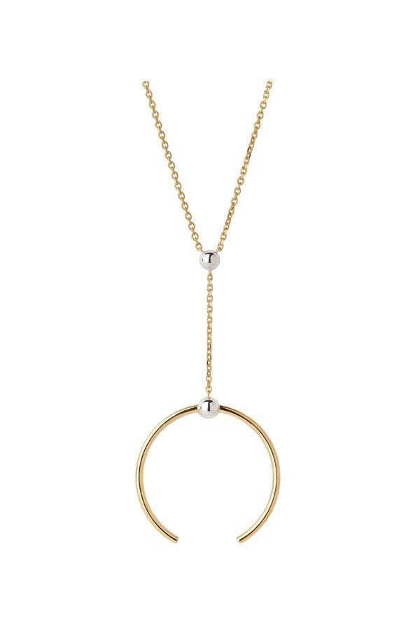 Phoenix medi necklace goldsilver maria black diy ideas phoenix medi necklace goldsilver maria black aloadofball Image collections