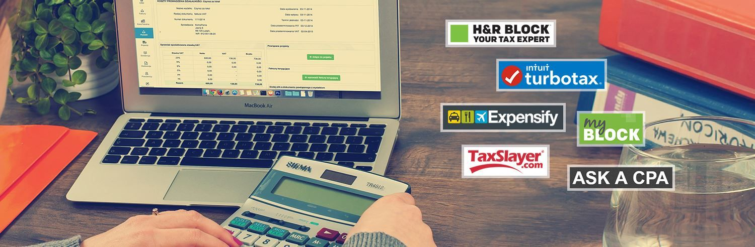 Top 7 Apps and Software For Tax Season Mobile app