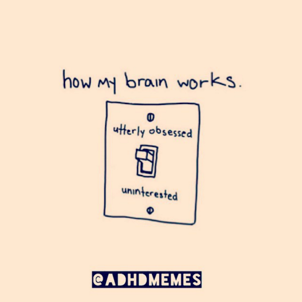 dating someone with adhd hyperfocus