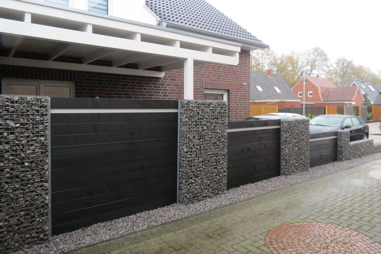 WPCGartenzaunSet 200cm lang in 2020 Zaun, Gartenzaun