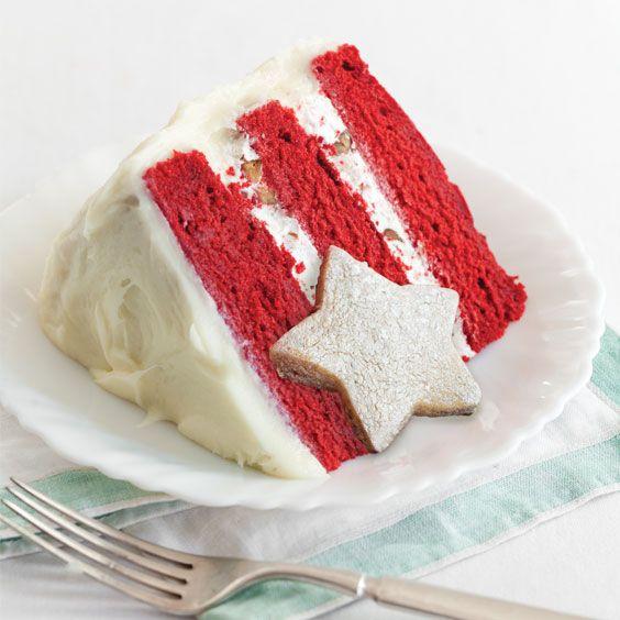 Red Velvet Mississippi Mud Cake Paula Deen Magazine Mississippi Mud Cake Mud Cake Christmas Cake