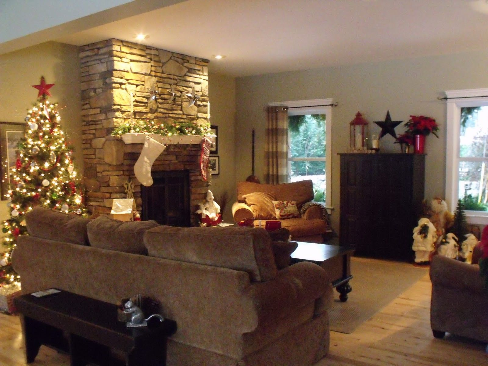Christmas Living Room Decorating Ideas Decor warm and cozy decorating ideas warm and cozy living room design