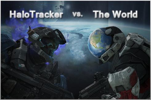HTR Staff vs. The World - A Halo: Reach Event