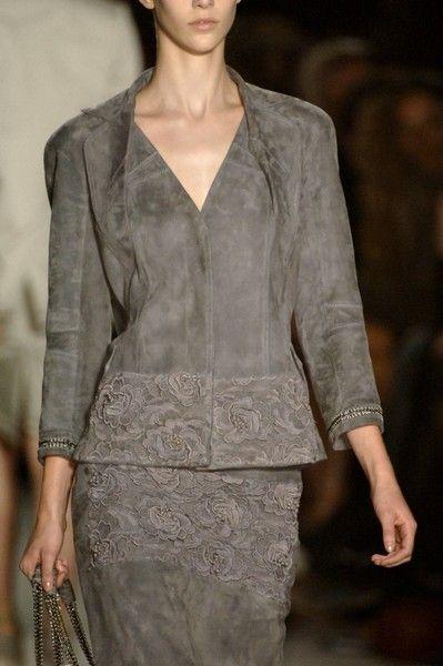 Gorgeous Gray - - Christian Dior Spring 2007 Details