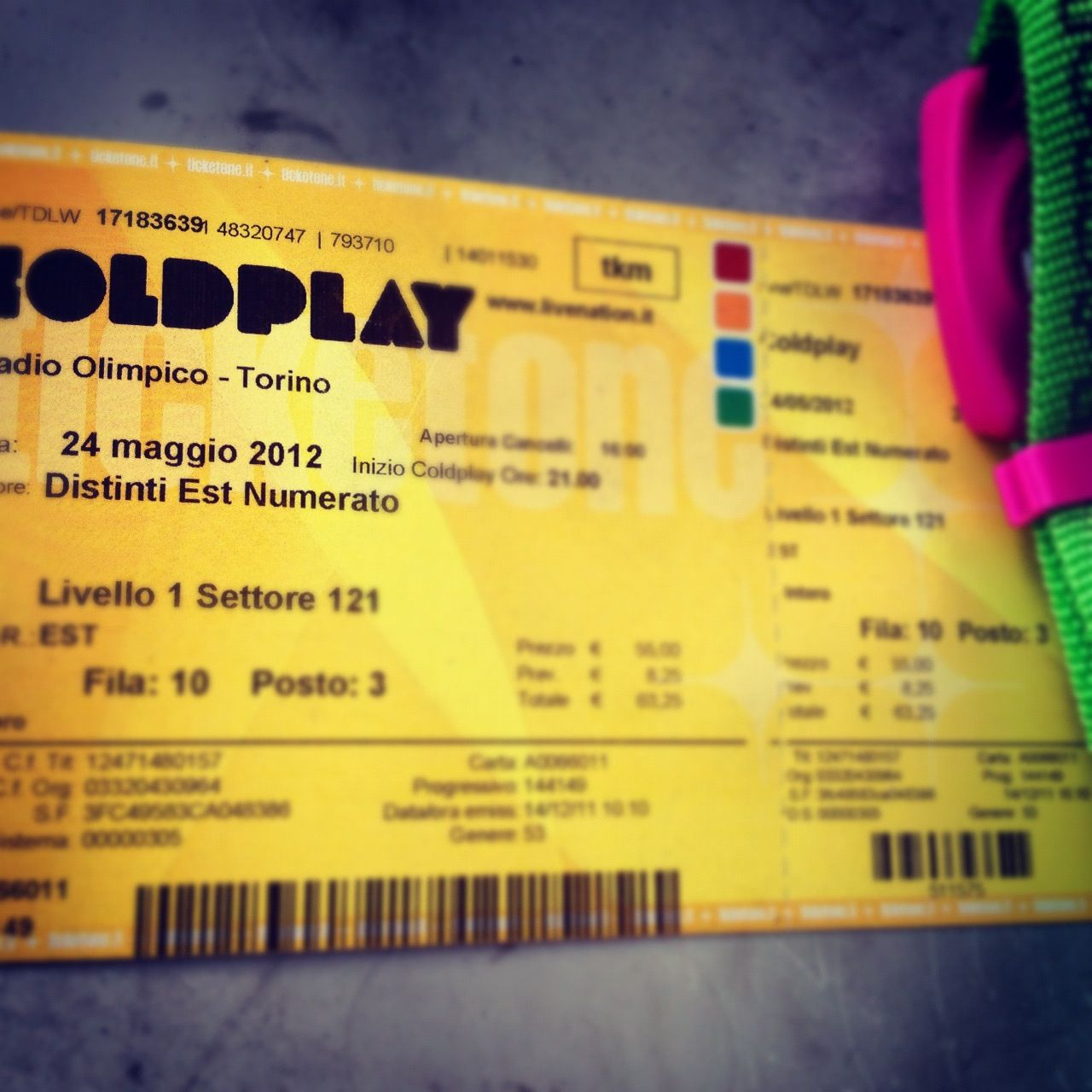Coldplay Concert in Turin: just amazing *-*