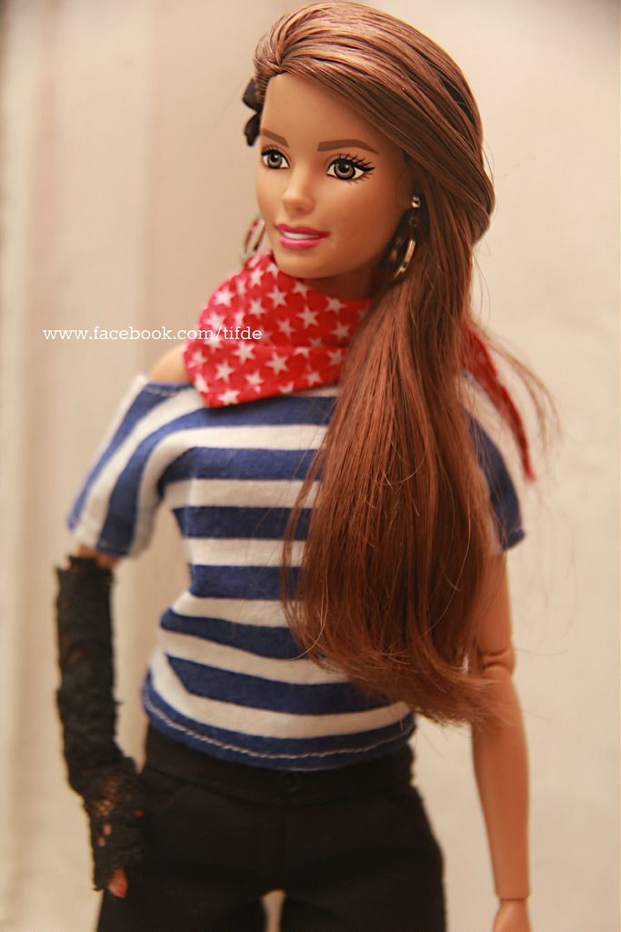 Red, White & Blue Fashionista Barbie