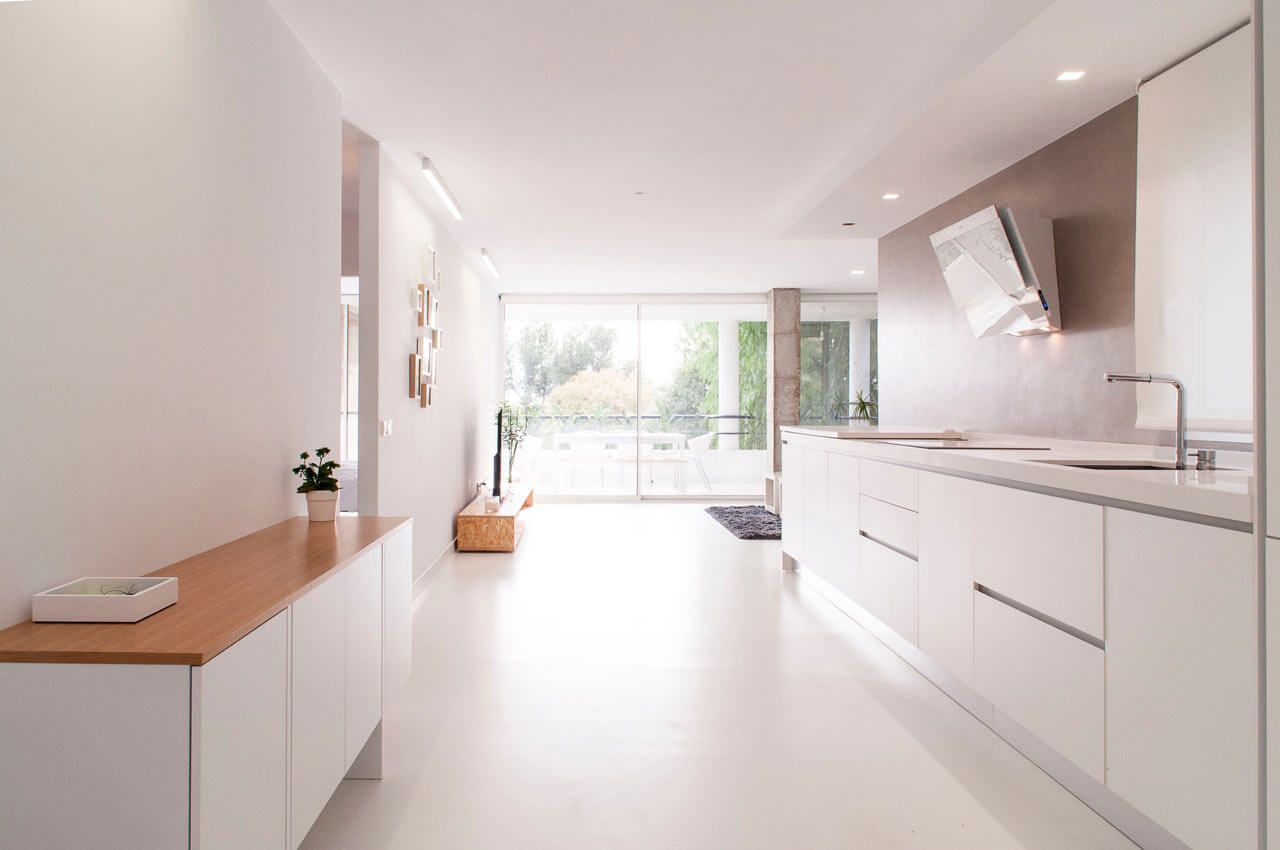 Apartment in Spain with Small Space Design Ideas - Freshome.com ...