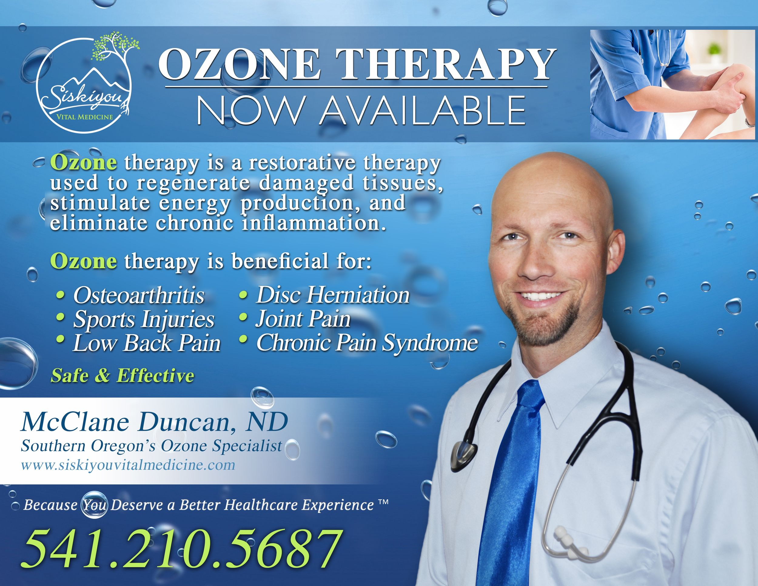 Our Services | lyme disease | Ozone therapy, Cancer