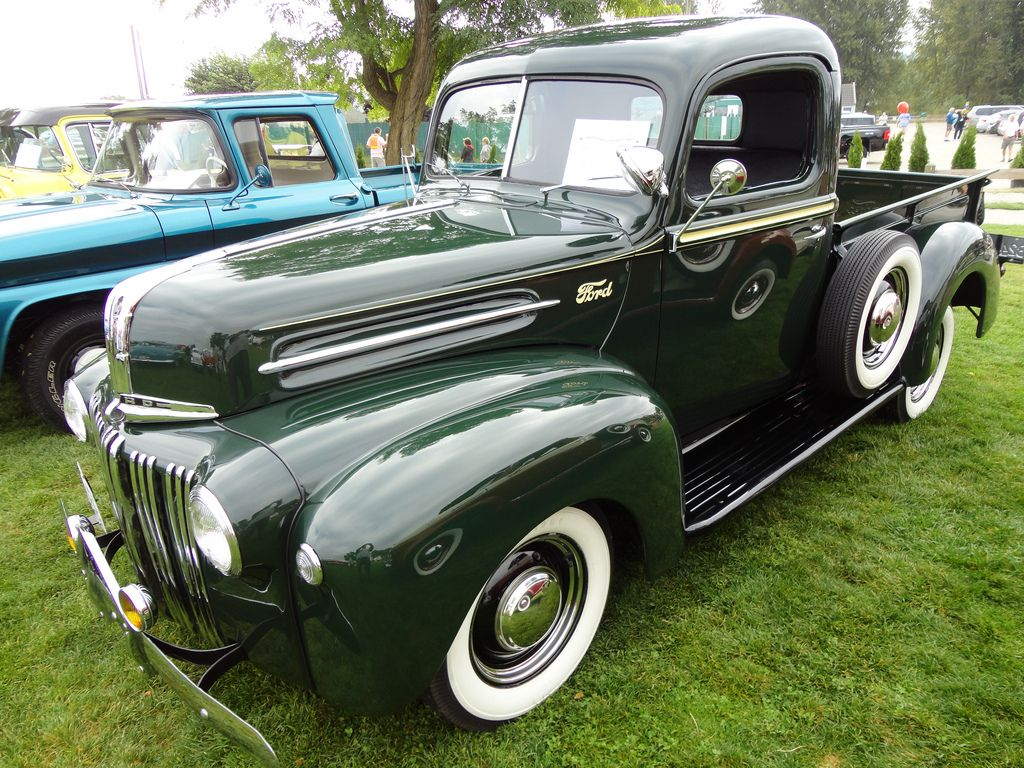 1946 ford trucks autos post. Black Bedroom Furniture Sets. Home Design Ideas