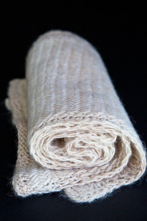 Knit Herringbone Scarf Pattern Scarf Patterns Herringbone And Scarves