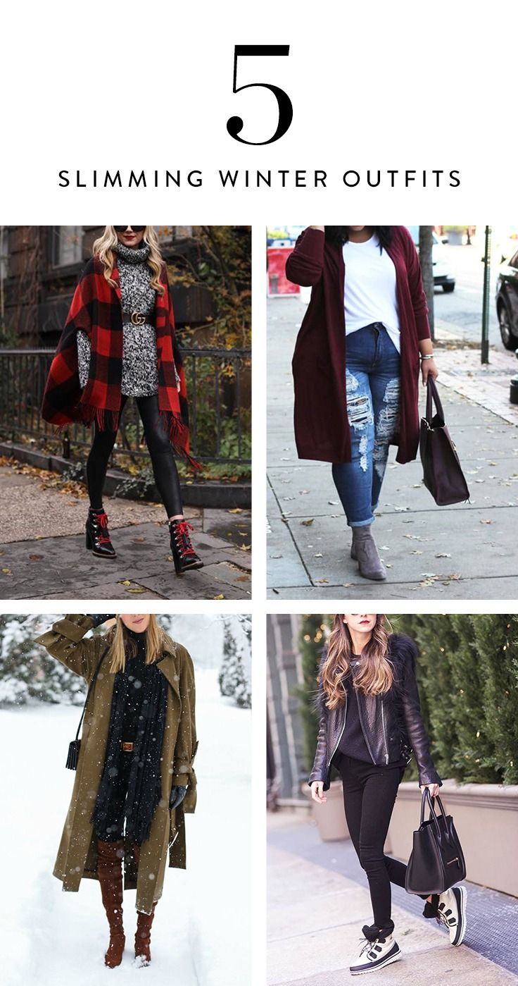 Winter fashion for all times