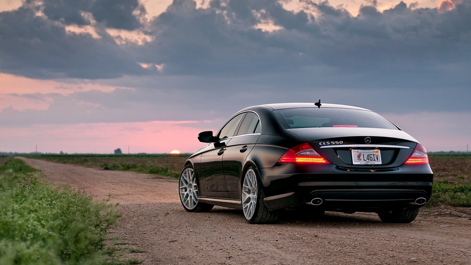 Mercedes Cls 550 Cars Wallpaper 1215717 Wallbasecc Mbforever 2008 Benz Wide Kit