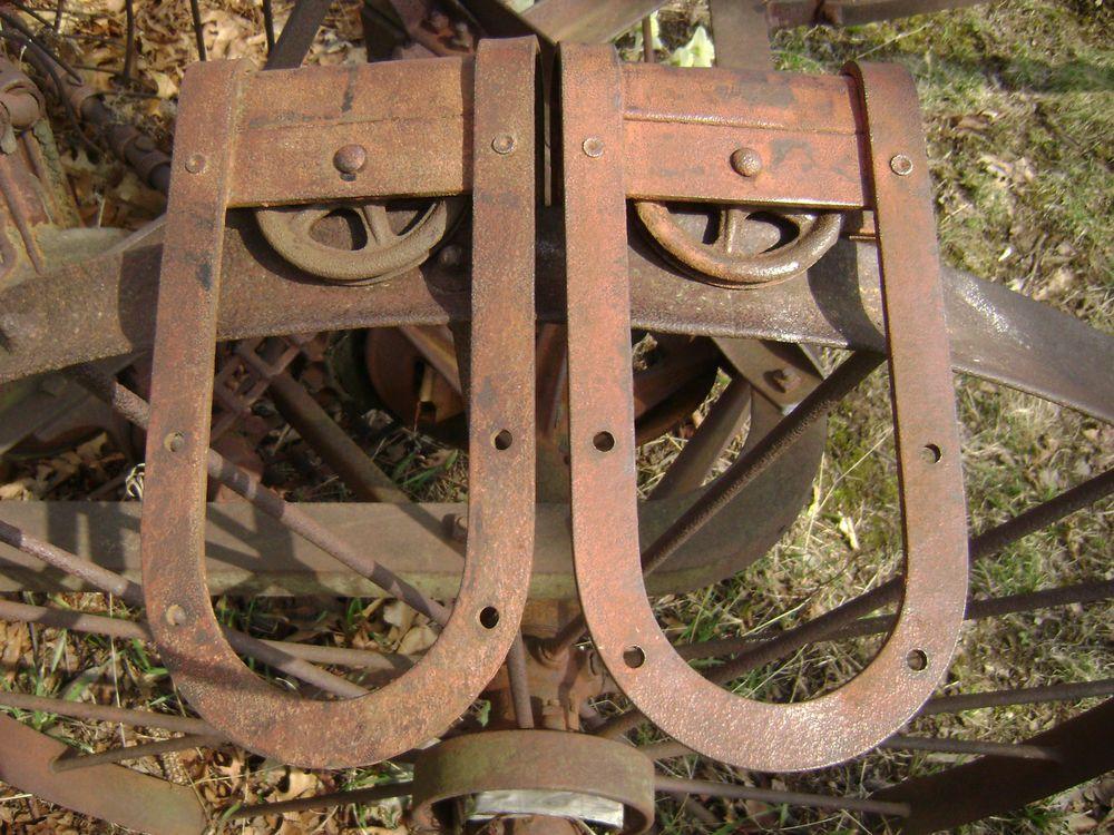 Antique Vintage Barn Door Rollers Architectural Salvage Design