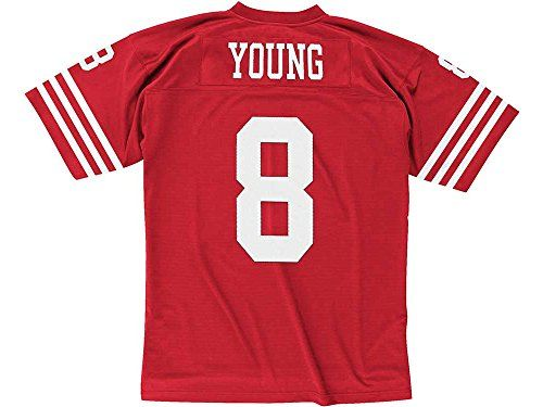 the best attitude c3860 99017 Steve Young San Francisco 49ers Throwback Jerseys | Cool ...