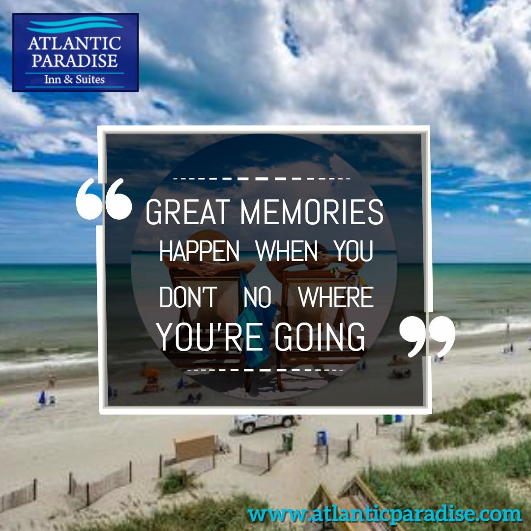 Productivity looks different for everyone. Take a moment to relax with this list of inspiring travel. 🌐Visit our website:-  www.atlanticparadise.com OR Call 📞us on:- +1 (800) 992-0269  #Myrtlebeach  #Southcarolina #Hotels #Motel #Atlantic #Paradise #inn #Suites #Holidayspecial #Enjoyed