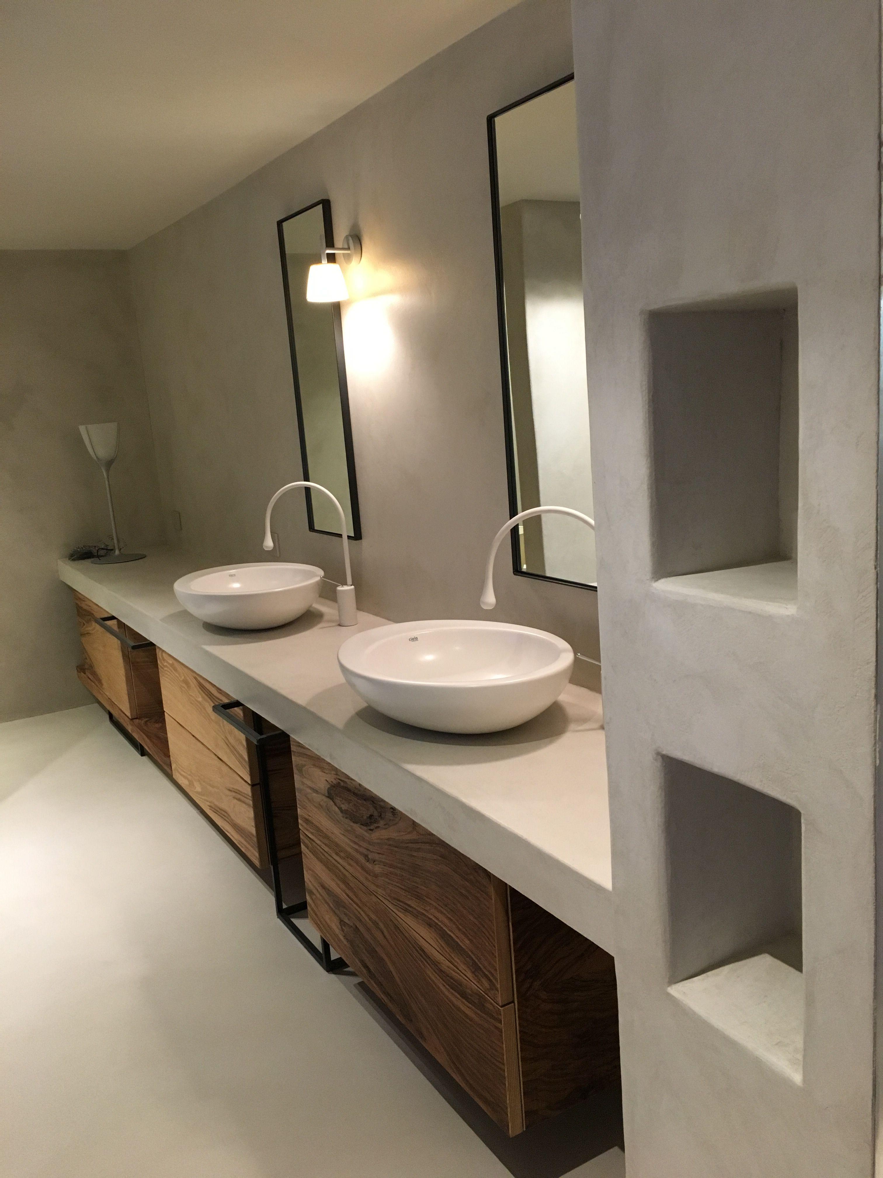 Cementopantelleria Arredobagno Cemento Home Decor Pavimenti
