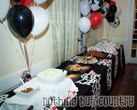 chick fil a birthday party Chick fil a Cows Birthday Party Ideas in 2019 | Cookies and milk  chick fil a birthday party