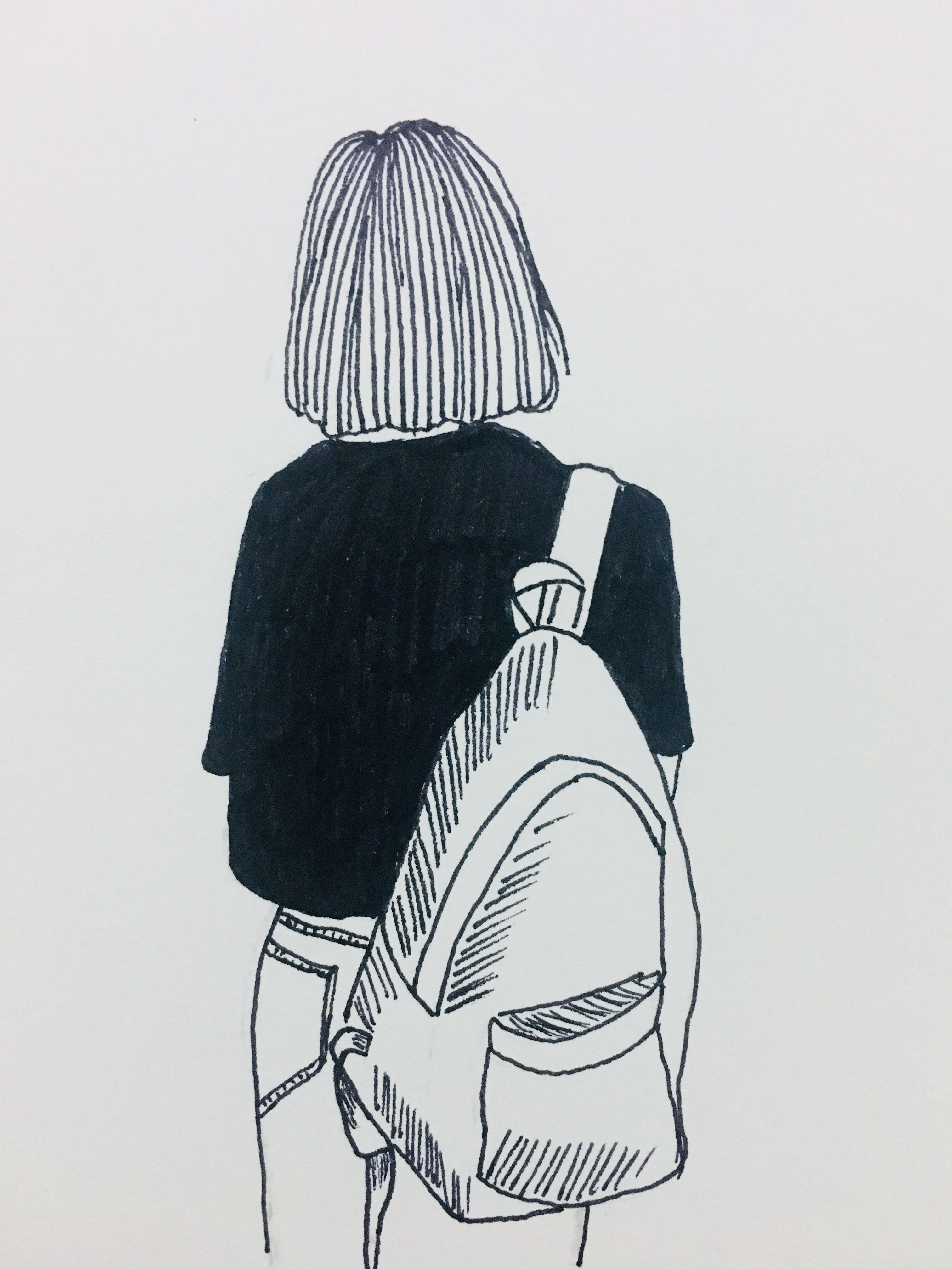 épinglé Par Jauffret Ivany Sur Dessin En Noir Et Blanc