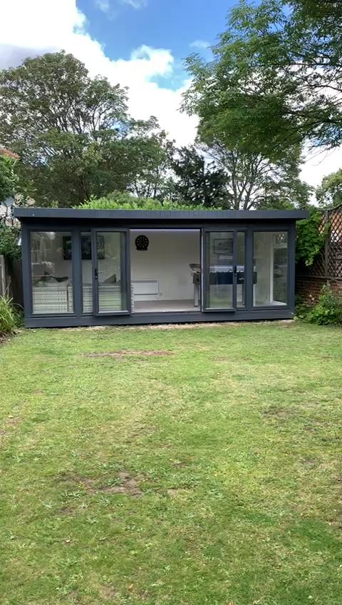 Summer House - Garden Room - Twickenham, London #thegardenroom