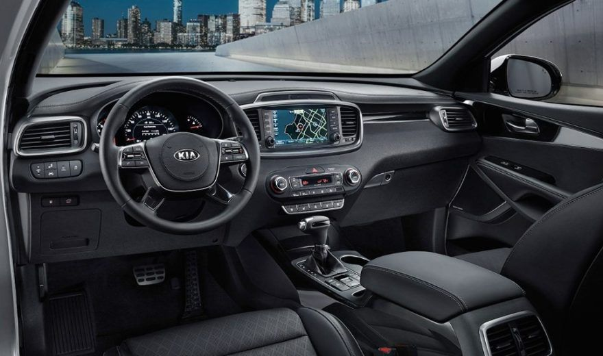 2019 Kia Sorento Interior With Images Kia Sorento Interior