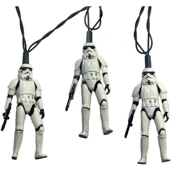 Star Wars Christmas Tree Lights: Star Wars Stormtrooper Christmas 10-Light Strand Set