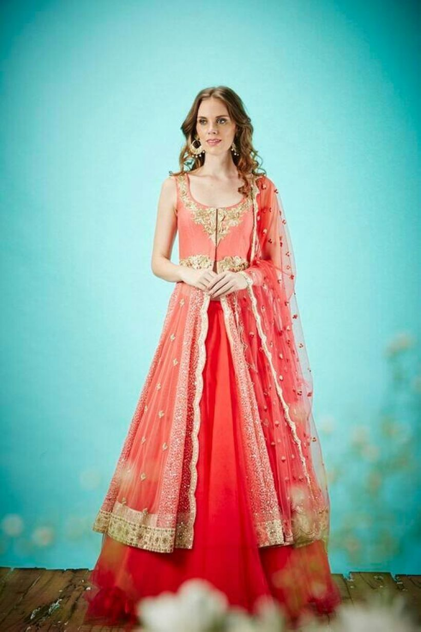 50 Modern Indian Wedding Dresses and Wedding Gowns Ideas | Wedding ...