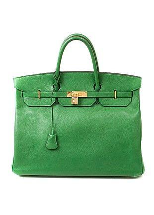 f6361a5f653d  3 the Hermes Birkin 40 Courchevel Green.  16