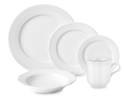 Pillivuyt Eclectique Dinnerware Place Setting White  sc 1 st  Pinterest & Pillivuyt Eclectique 5-Piece Dinnerware Place Setting White   Products