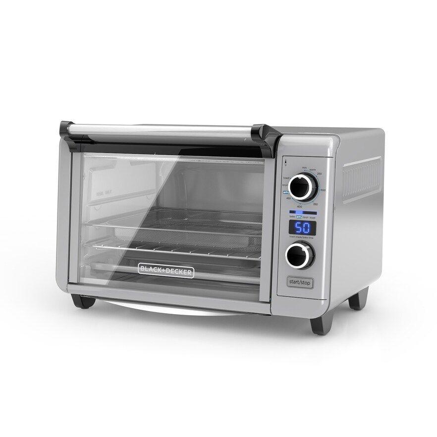 Black Decker Crisp N Bake Air Fry Digital Convection Countertop