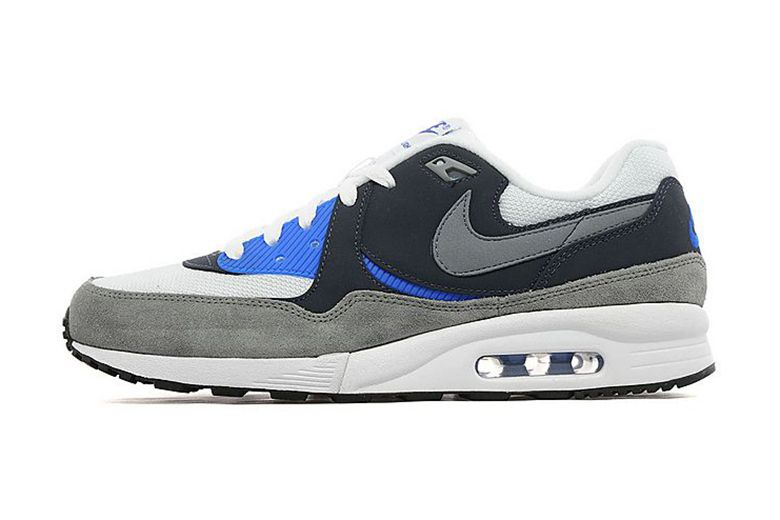 Nike Air Max Light GreyWhite JD Sports Exclusive   Head to