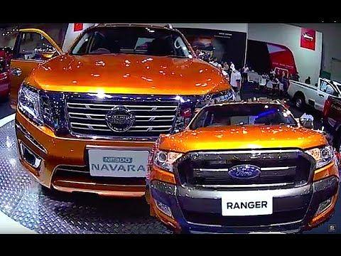 ford ranger 2015 2016 vs nissan navara 2015 2016 - Ford Ranger 2015