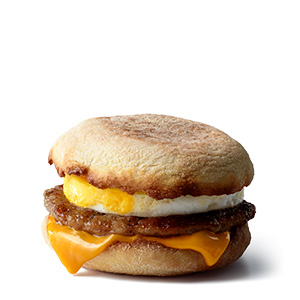 Sausage Mcmuffin With Egg Sausage Sandwich Mcdonald S Mcdonalds Breakfast Sausage Mcmuffin Breakfast Menu