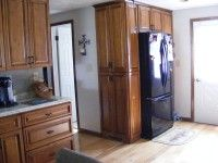 Best Rustic Brown Kitchen Cabinets Brown Kitchens Rta 640 x 480