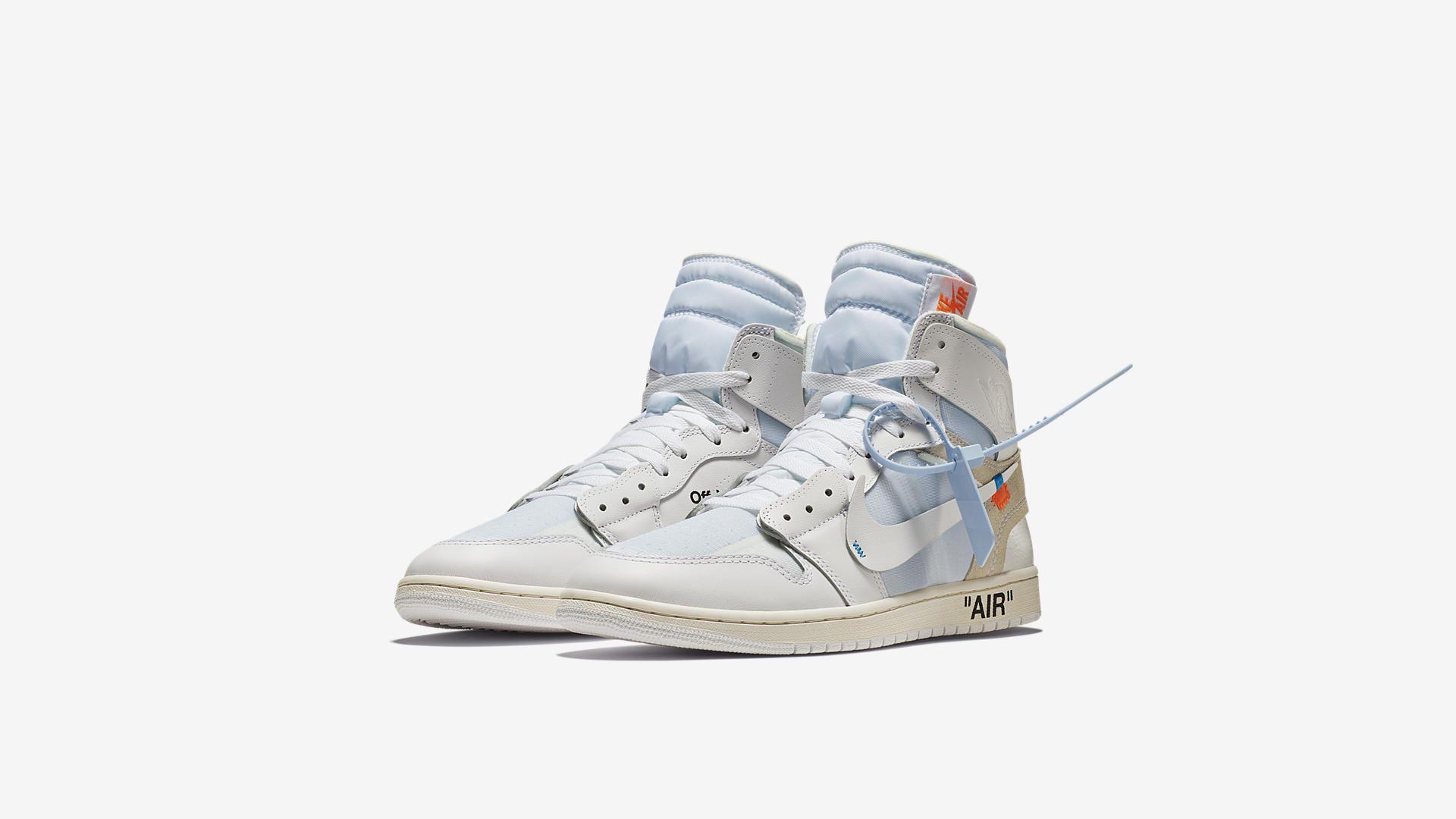 ᐅ Off White x Air Jordan 1 – White | Turnschuhe, Air jordan