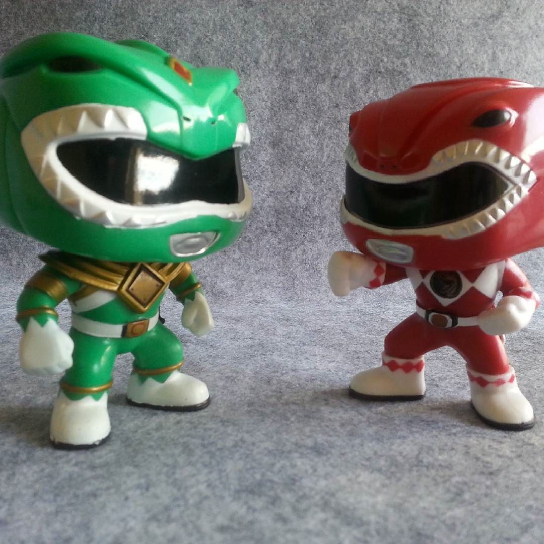 What Do You Think Friends Or Enemies Popvinyl Fbf Powerrangers Mmpr Toys Collection Funko Oootoys Pop Vinyl Enemy Mario Characters